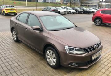 Volkswagen Jetta VI, 2014 г.