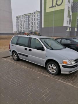 Opel Sintra, 7 мест, 1999 г.