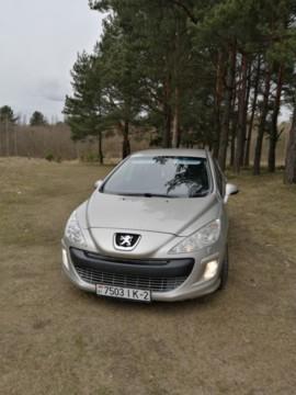 Peugeot 308 T7, 2009г.
