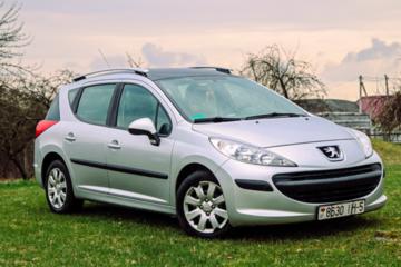 Peugeot 207 I, 2008 г.