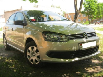 Volkswagen Polo Sedan I, 2013 г.