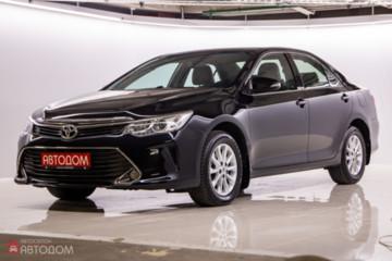 Toyota Camry XV55 · Рестайлинг, 2015г.