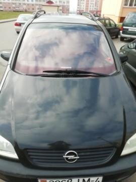 Opel Zafira A, 7мест, 2001г.