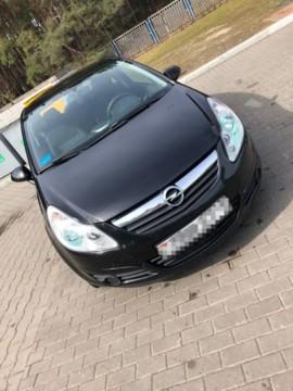Opel Corsa D, 2009г.