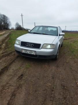 Audi A6 C5, 2001г.