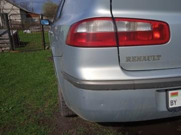 Renault Laguna II, 2001 г.