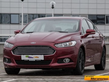 Ford Fusion USA II, 2014 г.