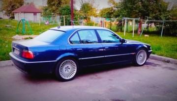 BMW 7 серия E38, 2000 г.