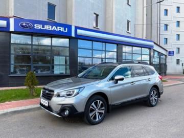 Subaru Outback V, 2020 г.