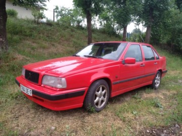 Volvo 850, 1993 г.