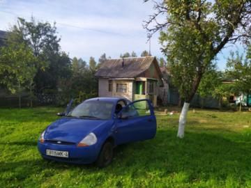 Ford Ka I, 1997г.