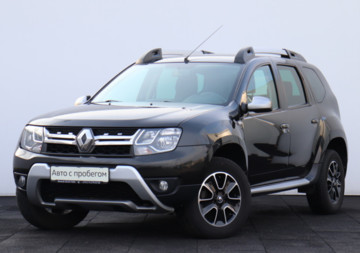 Renault Duster I · Рестайлинг, 2016 г.