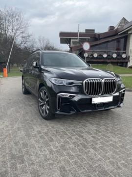 BMW X7, 7мест, 2019г.