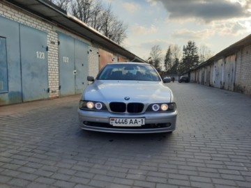 BMW 5 серия E39, 1997г.
