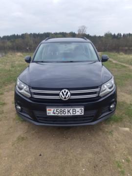 Volkswagen Tiguan I · Рестайлинг, 2015 г.