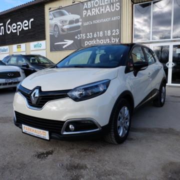 Renault Captur, 2016г.