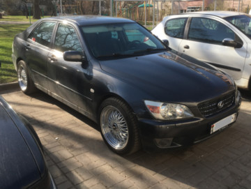 Lexus IS I, 2000 г.