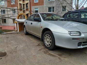 Mazda 323F, 1996 г.