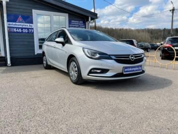 Opel Astra K, 2017 г.