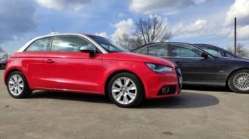 Audi A1 8X, 2011 г.