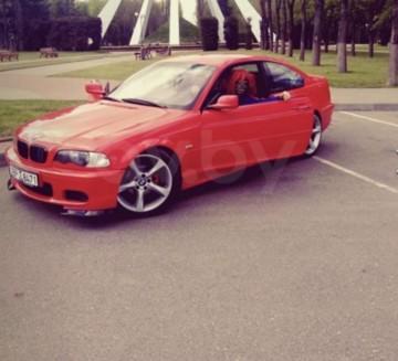 BMW 3 серия E46, 2000г.
