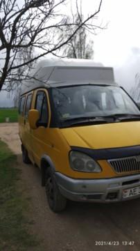 ГАЗ 3261, 2005 г.