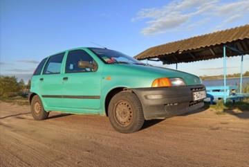 Fiat Punto I, 1998г.