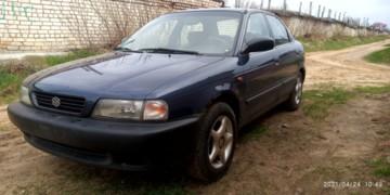 Suzuki Baleno I, 1996г.