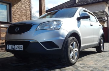 SsangYong Actyon II, 2011 г.