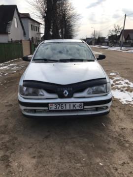 Renault Megane I, 1998г.