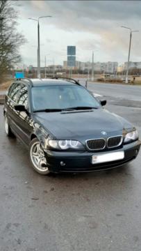 BMW 3 серия E46, 2003 г.