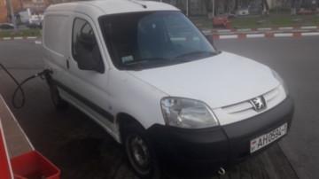 Peugeot Partner Origin · Рестайлинг, 2006 г.