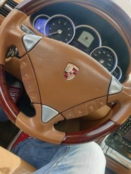 Porsche Cayenne 955, 2004 г.