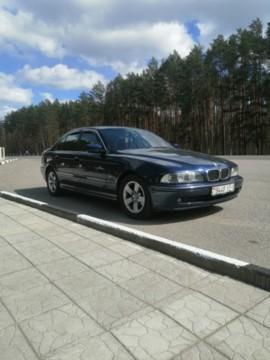 BMW 5 серия E39, 2000г.