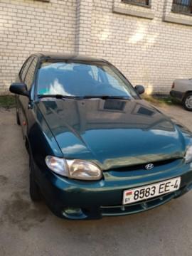 Hyundai Accent X3, 1999 г.