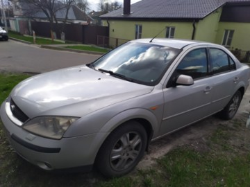 Ford Mondeo III, 2001 г.