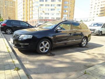 Volkswagen Passat B6, 2010г.