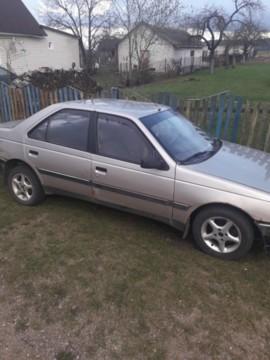 Peugeot 405, 1992 г.