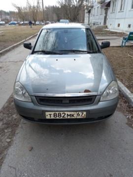 Lada (ВАЗ) Priora I, 2010 г.