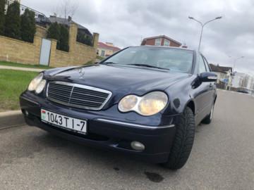 Mercedes-Benz C-Класс W203, S203, CL203, 2000 г.