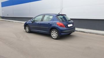 Peugeot 207 I, 2009 г.