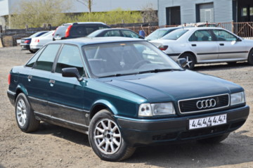 Audi 80 B4, 1994г.