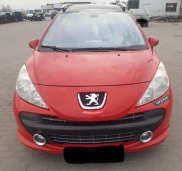 Peugeot 207 I, 2007 г.
