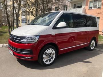 Volkswagen Multivan T6, 2019 г.