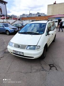Volkswagen Sharan I, 1998г.