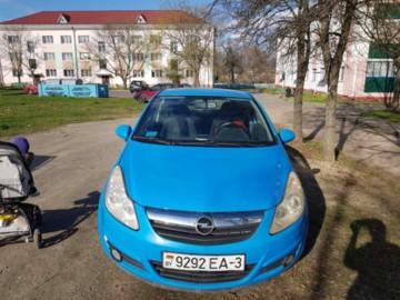 Opel Corsa D, 2007 г.