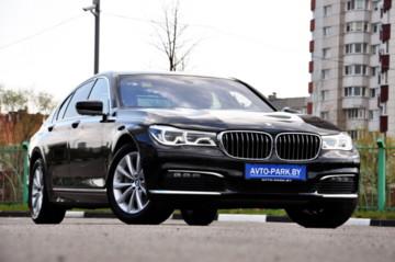 BMW 7 серия G11, 2016 г.