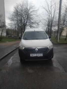 Renault Dokker, 2015 г.