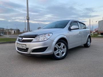 Opel Astra H · Рестайлинг, 2009г.