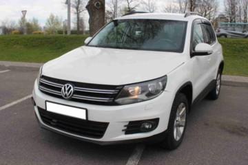 Volkswagen Tiguan I · Рестайлинг, 2013г.